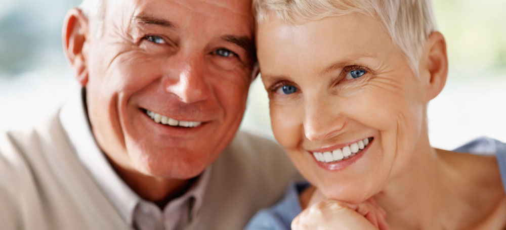 HGH Effects on Skin Older Couple