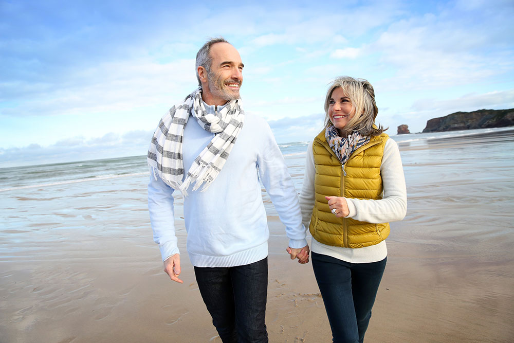 How to Get a Prescription for Testosterone Online Older Couple on the Beach