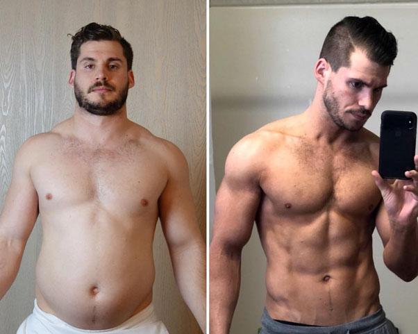 HGH Results Before and After Pictures Made by Patients